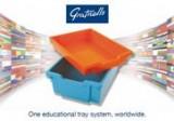 Plastové zásuvky Gratnells