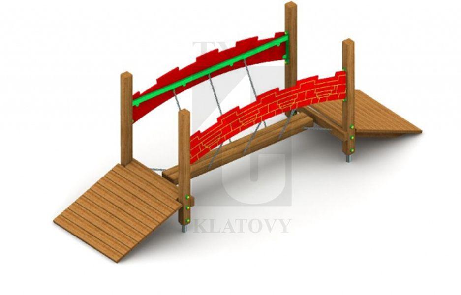 Most s pohyblivým hranolem