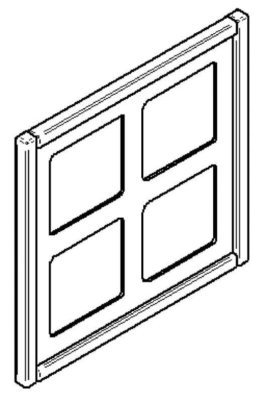 Okno pro MIKI PLUS