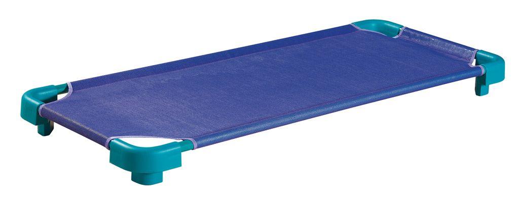 Stohovatelné lůžko /kov+plast/ 133x58x15cm