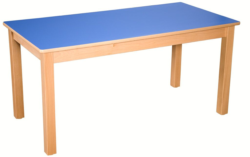 Stůl 120 x 60 cm, volitelná barva dekoru desky,