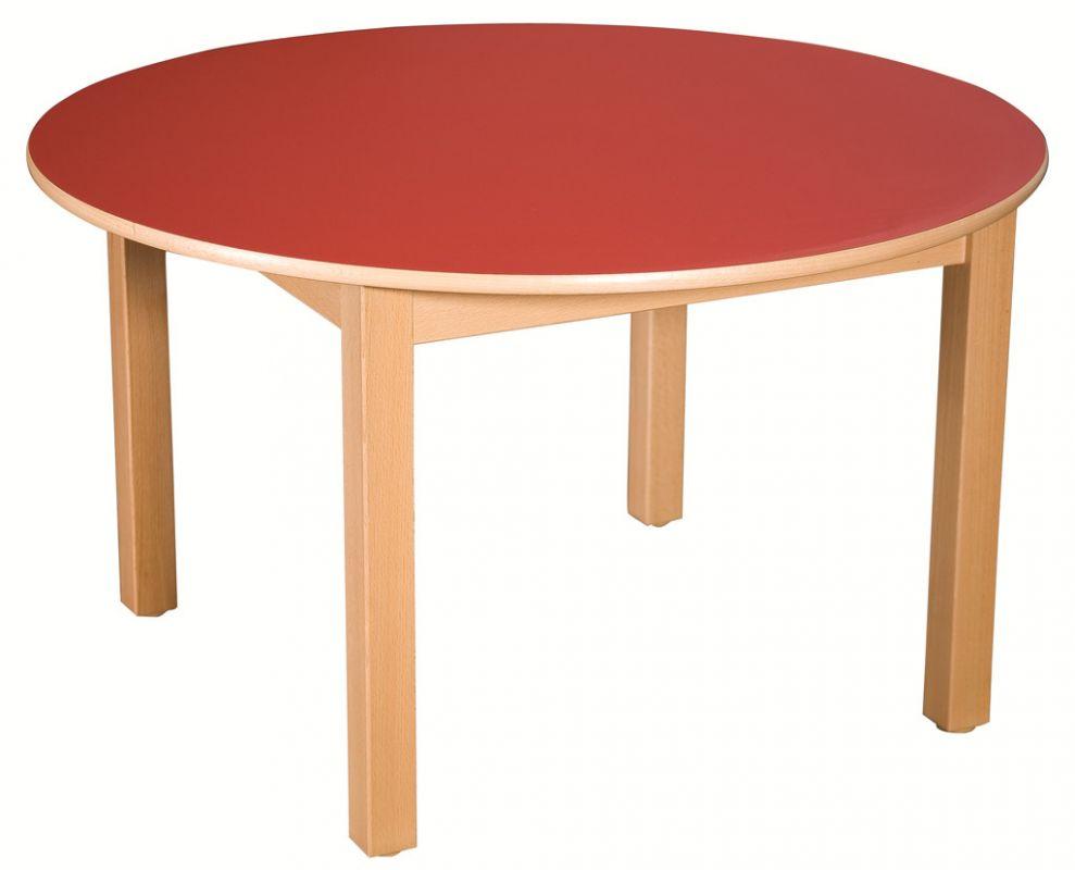 Kulatý stůl průměr 100 cm