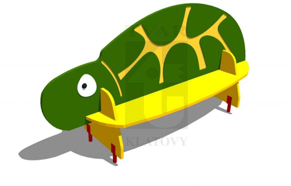 KOR - Lavička Želva