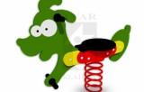 Pružinová houpačka Psík