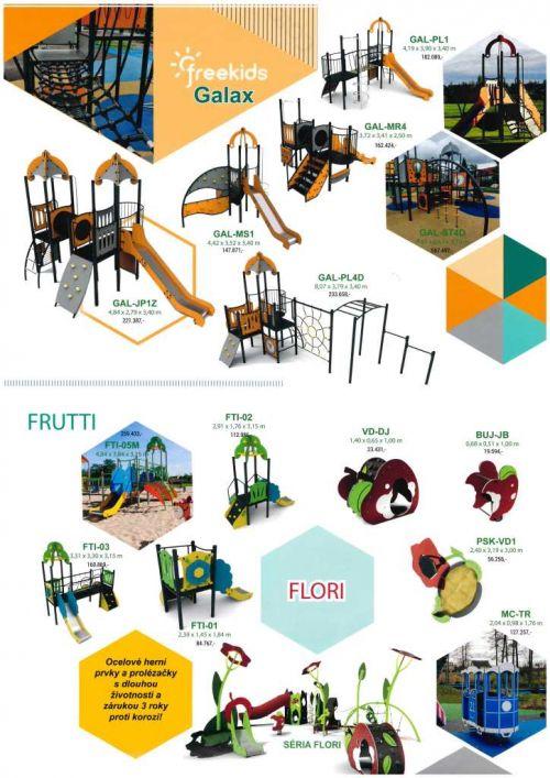 Katalog výrobků FREEKIDS