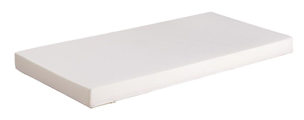 Matrace 130x50 bílá